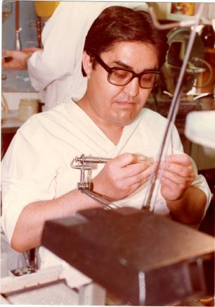 NYC Dental Lab 1980